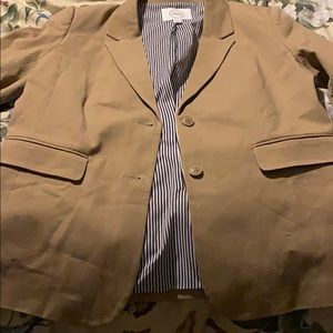Nordstrom Jackets & Coats - Never been worn 1901 Cotton Blazer from Nordstrom